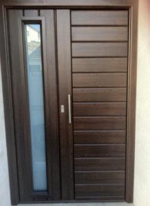 Aluminio acorazada puertas indumetal for Puerta acorazada precio